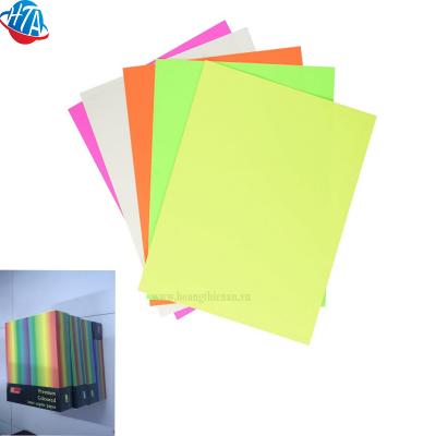 Giấy màu Foto A4 PGrand 80gsm (500 tờ/ream)
