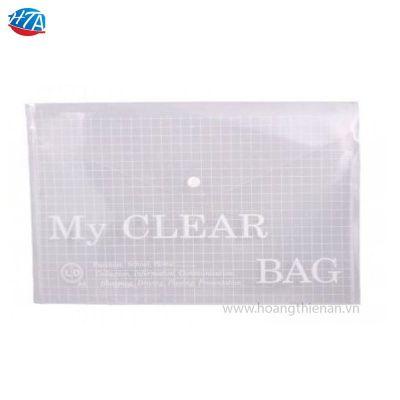 Bìa nút Myclear F4 dày loại 1 (12 cái/xấp)